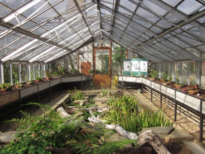 Don't Feed the…Cambridge Botanical Garden