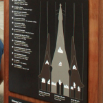 Information Design at Gaudi's Sagrada Familia
